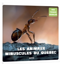 Les animaux minuscules du Québec